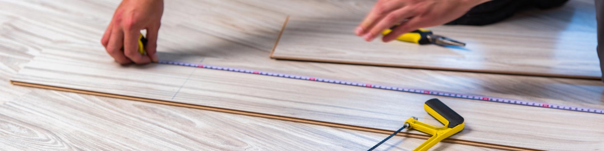 Laminat, Parkett & Vinyl Verlegung
